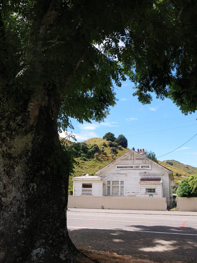 Das alte Post Büro